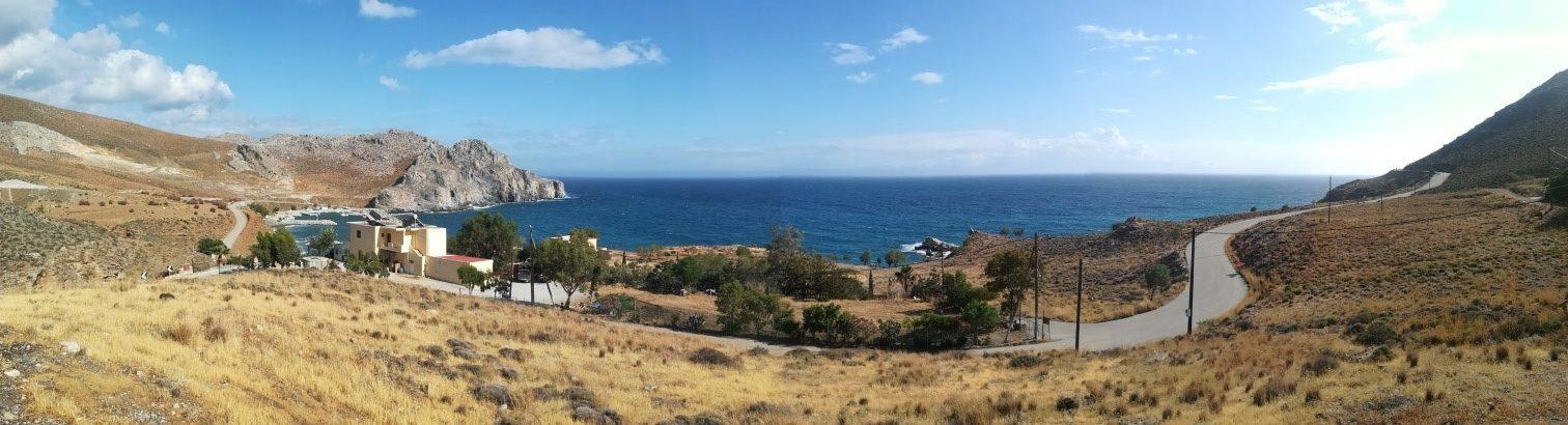 Creta, panorama