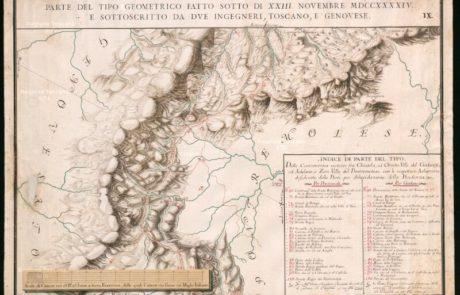 mappa pontremolese