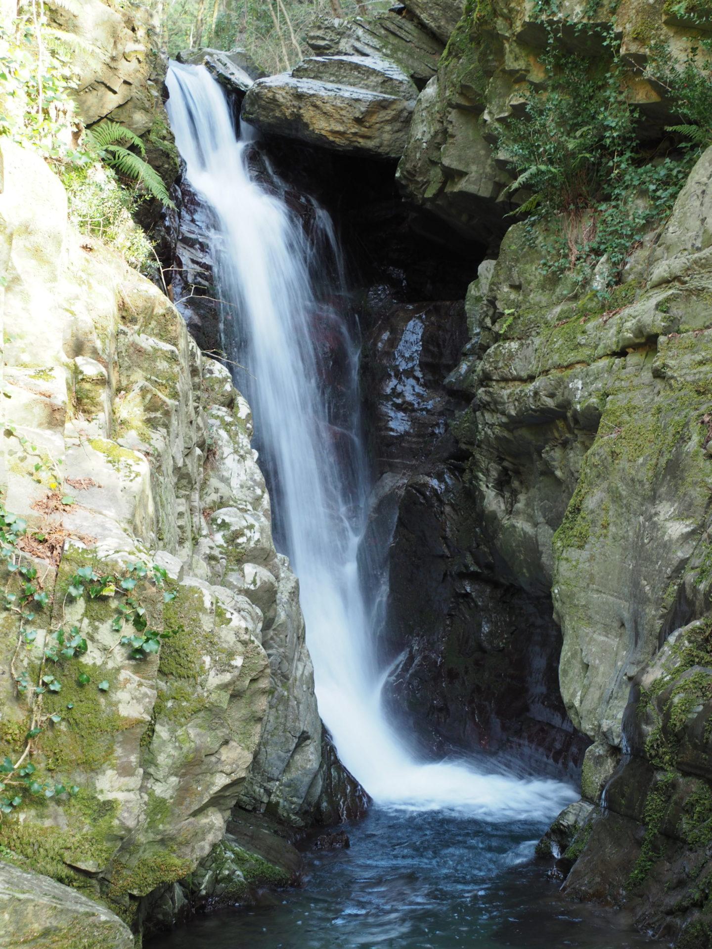 Val di Vara, cascata